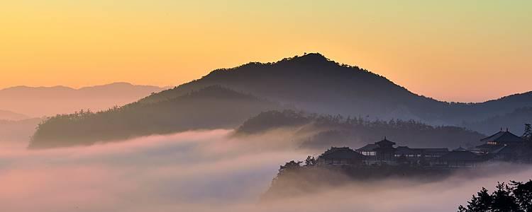 Randonnée aux sommets des matins clairs