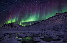 Randonnée, motoneige et aurores boréales