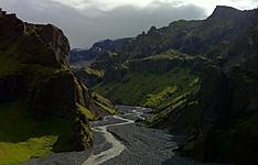 Trek de Landmannalaugar à Thorsmörk en petit groupe