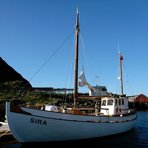 Kayak et cabotage dans les Lofoten -