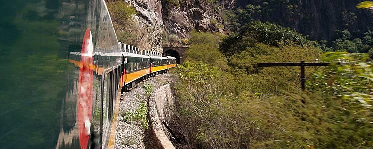 Descubriendo Rumanía en tren