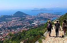 Randonnées autour de Dubrovnik