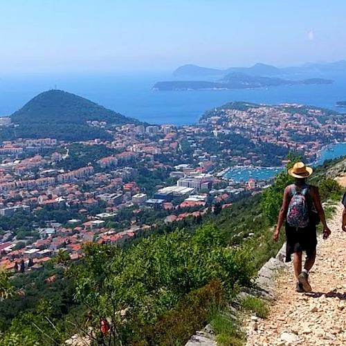 Randonnées autour de Dubrovnik - Dubrovnik -