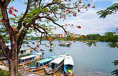 Du Delta du Mekong à la baie d\'Halong en hébergement de charme