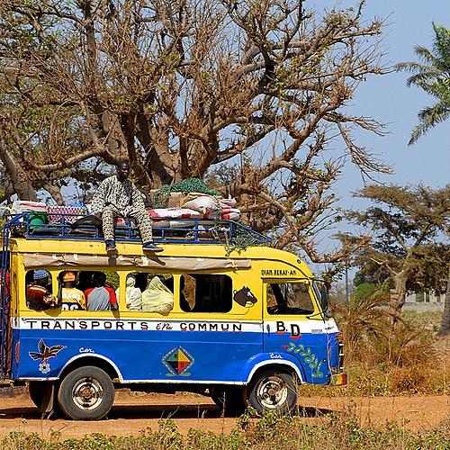 Immersion en pays Sérère - Dakar -