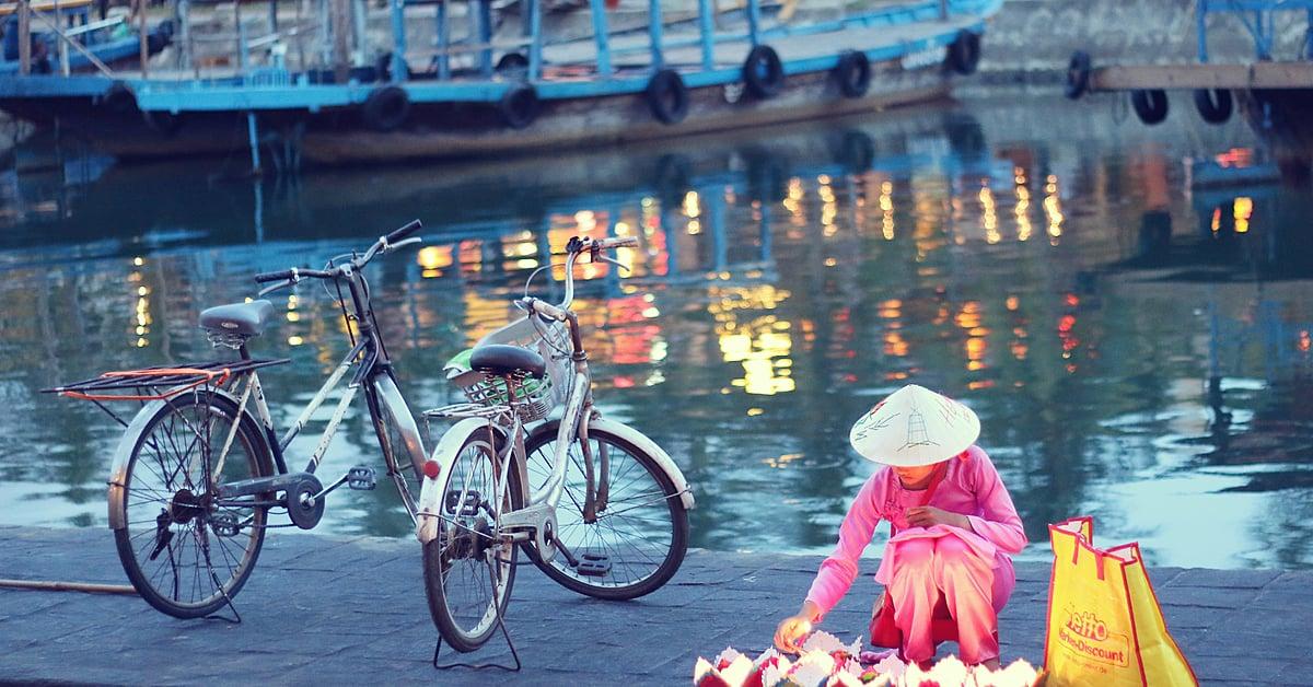 Voyage en véhicule : Le Vietnam en vélo