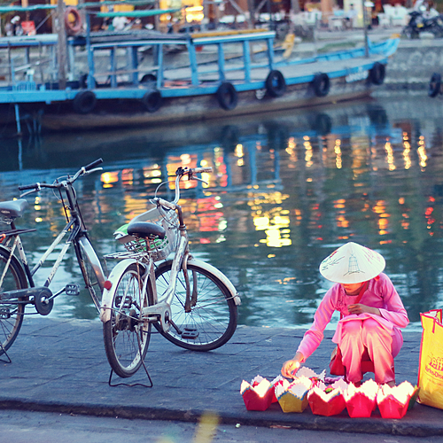 Le Vietnam en vélo - Hanoï -