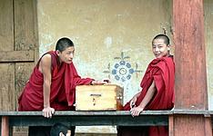 L\'aventure sans limite au Bhoutan