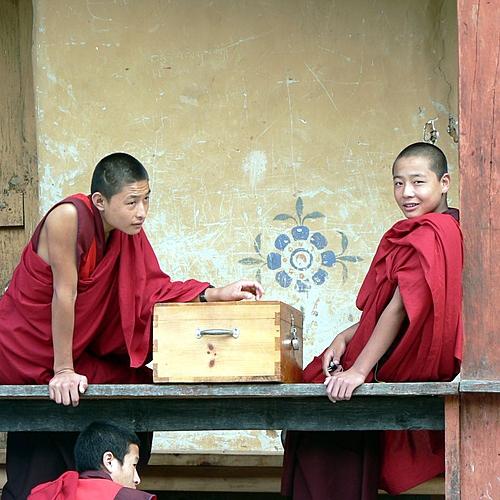 L'aventure sans limite au Bhoutan - Thimphou -