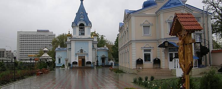Weekend à Chisinau et en Transnistrie