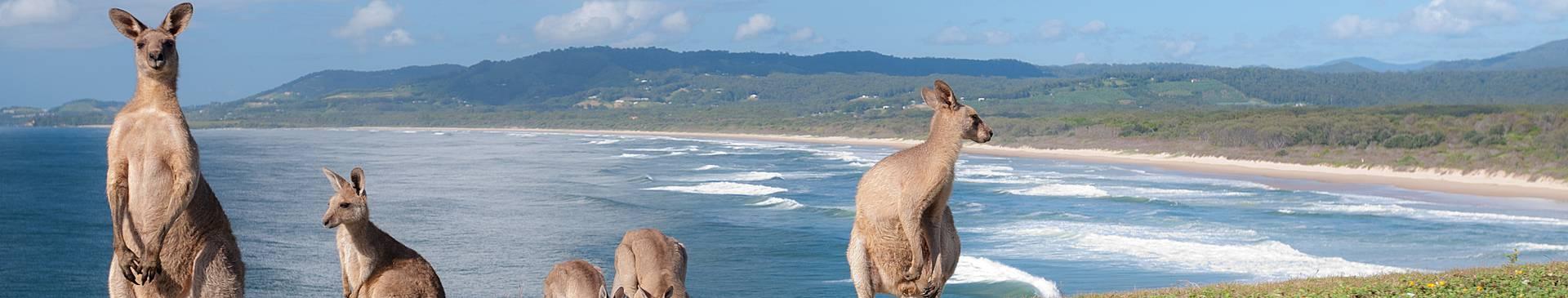Australia in June