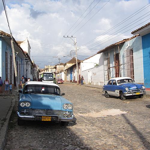 La région occidentale et centrale de l'île - La Havane -