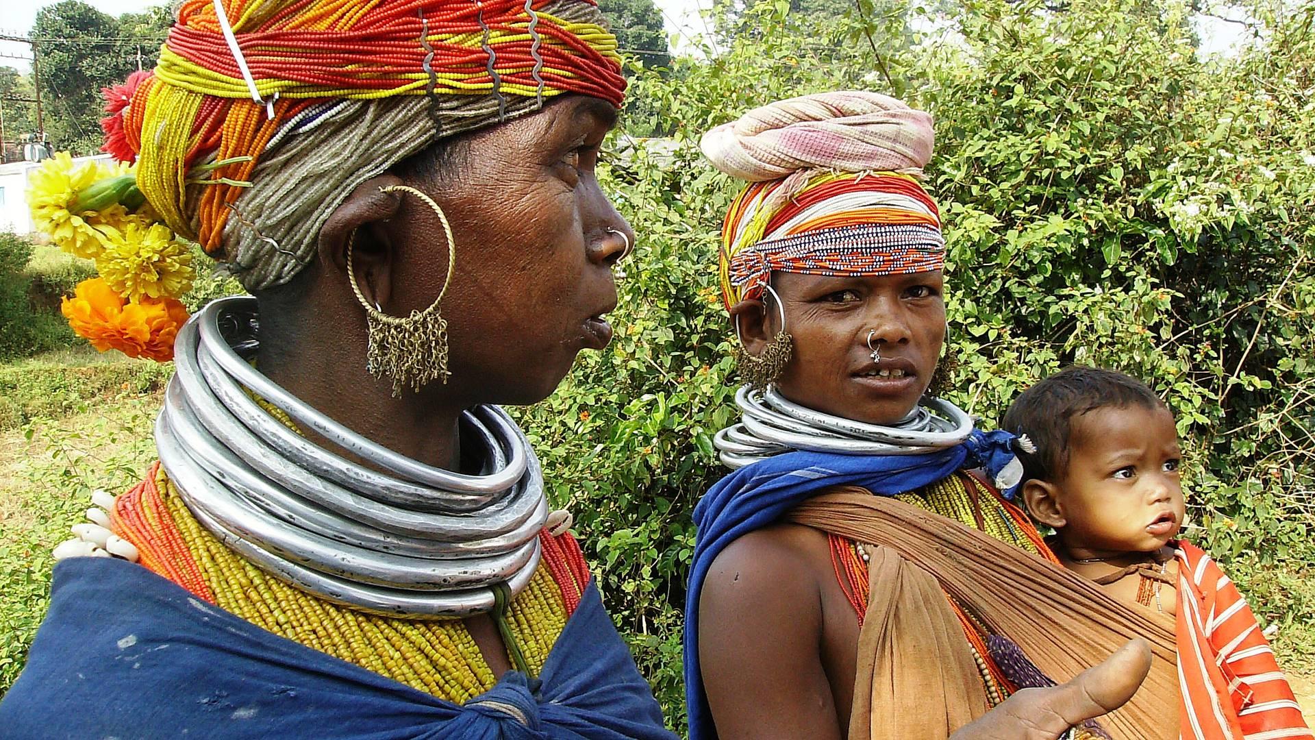 Orissa Tribale e Kolkata con sosta sulle spiagge di Gopalpur