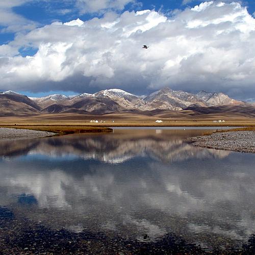 Au cœur de la terre des nomades - Bichkek -