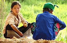 A la rencontre des populations du Nord du Laos