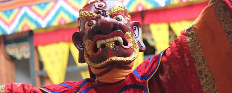 Festival di Punakha con transito a Kathmandu (marzo)