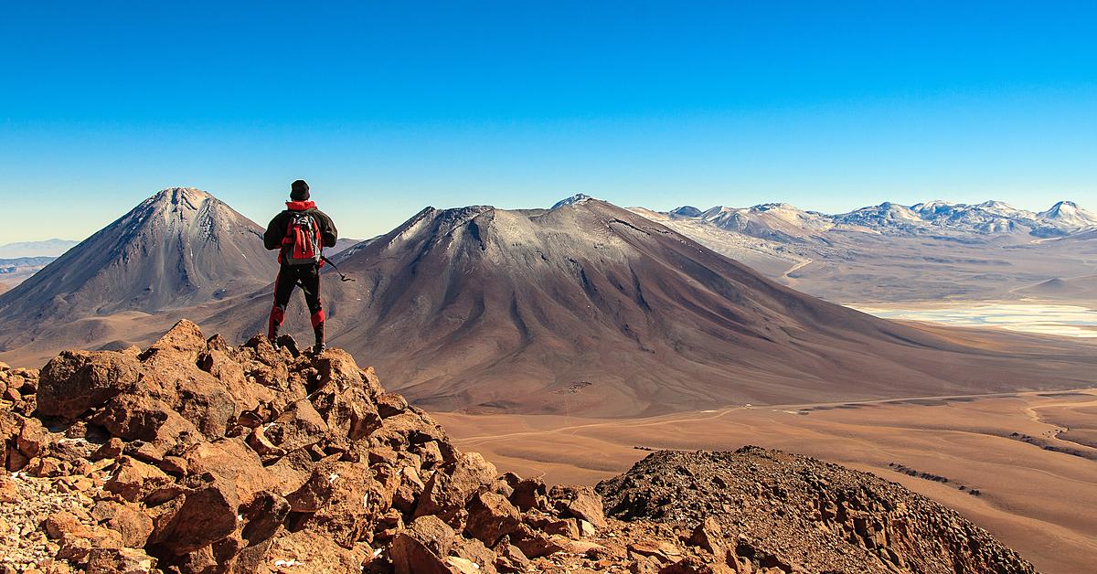 Voyage à pied Chili : Trek et déserts