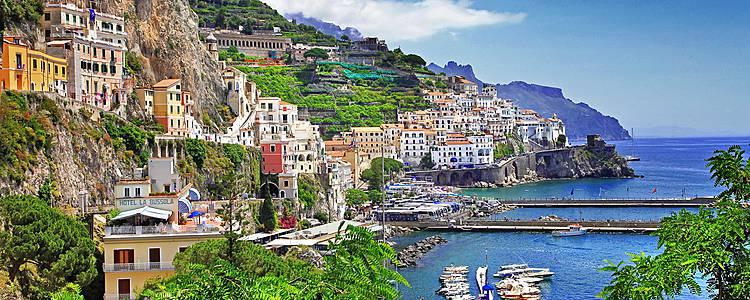 Rome, Florence and the Amalfi Coast