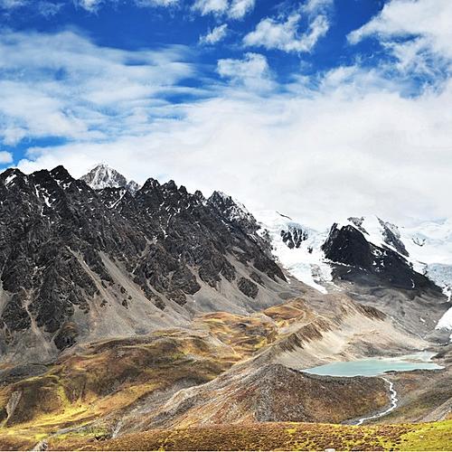 Trekking au Sichuan -