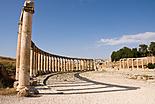 Visiter Jerash