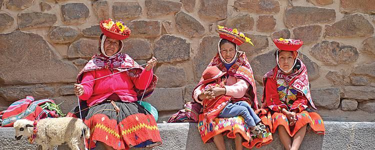 Esperienza autentica: famiglie locali e comunità andine