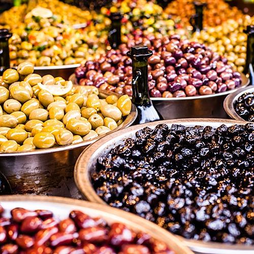 Saveurs et bien-être au pays des olives - Nyons -