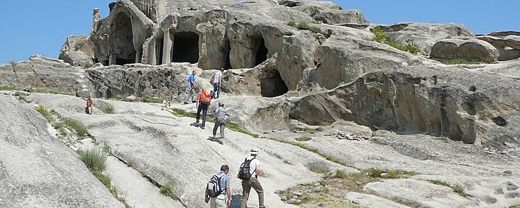 Das Wanderparadies im Kaukasus