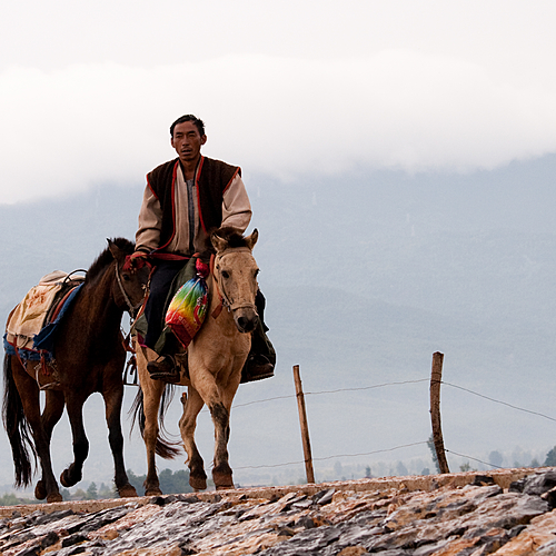 Paysages et Minorités du Yunnan -