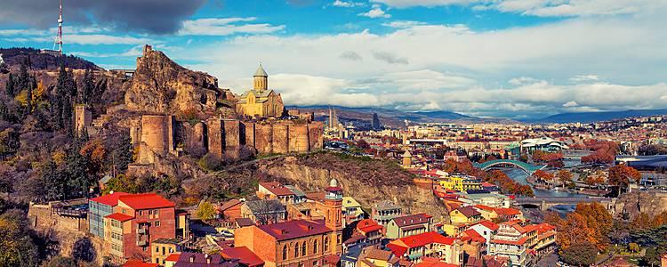 Ruta completa de Armenia y Georgia
