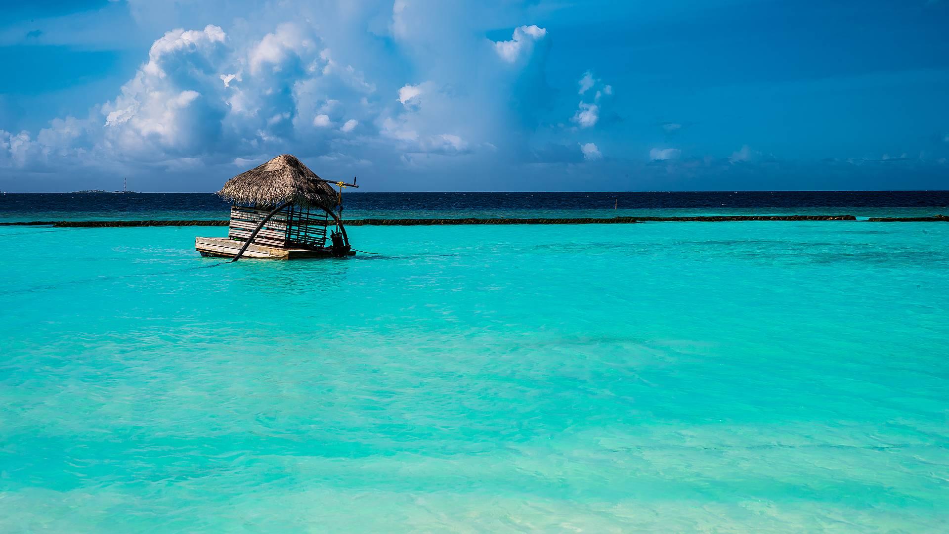 Tour del paese e riposo alle Maldive