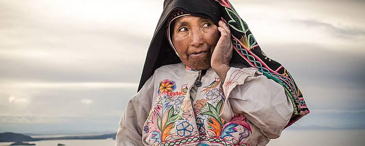 Rencontre en terre des Andes - combiné Pérou/Bolivie