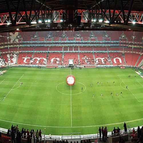 Weekend: Lisbonne et le foot -