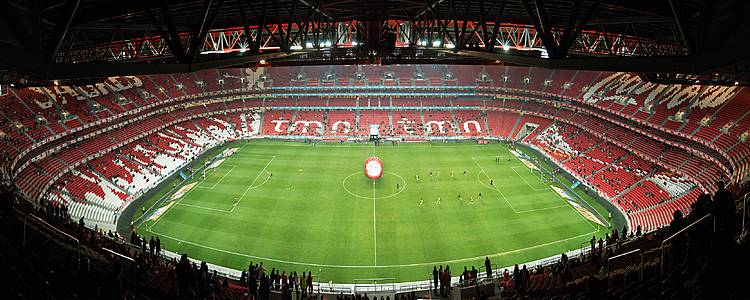 Weekend: Lisbonne et le foot
