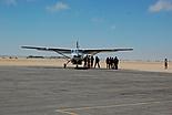 La Namibie par les airs