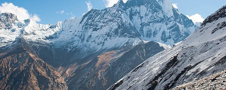 Everest and Annapurna Luxury Lodge Trek