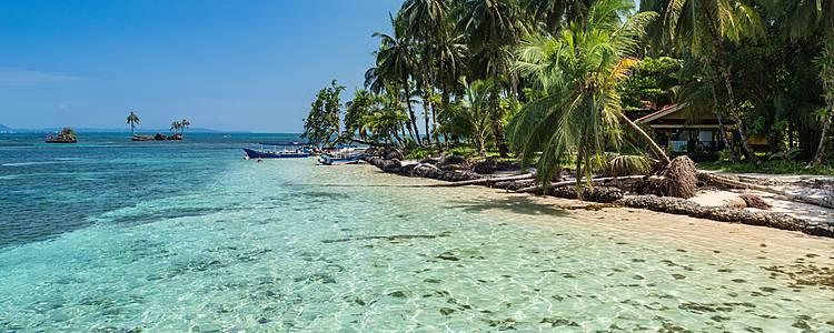 Costa Rica romántica y Bocas del Toro