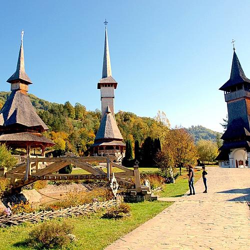 Circuit bon plan en Roumanie -