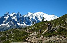 Tour du Mont Blanc en 7 jours