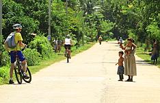 Découverte du Sri Lanka en VTT