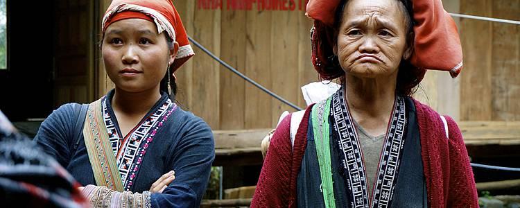Sapa e Nord del Vietnam