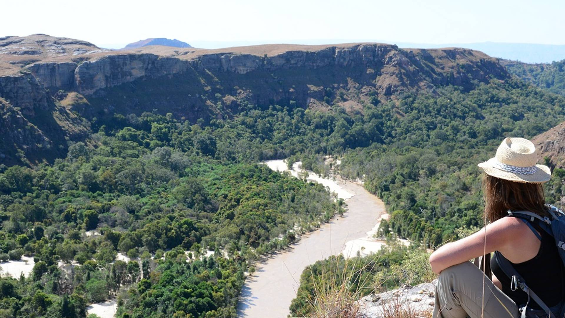 Découverte du massif Makay et du Sud de l'île
