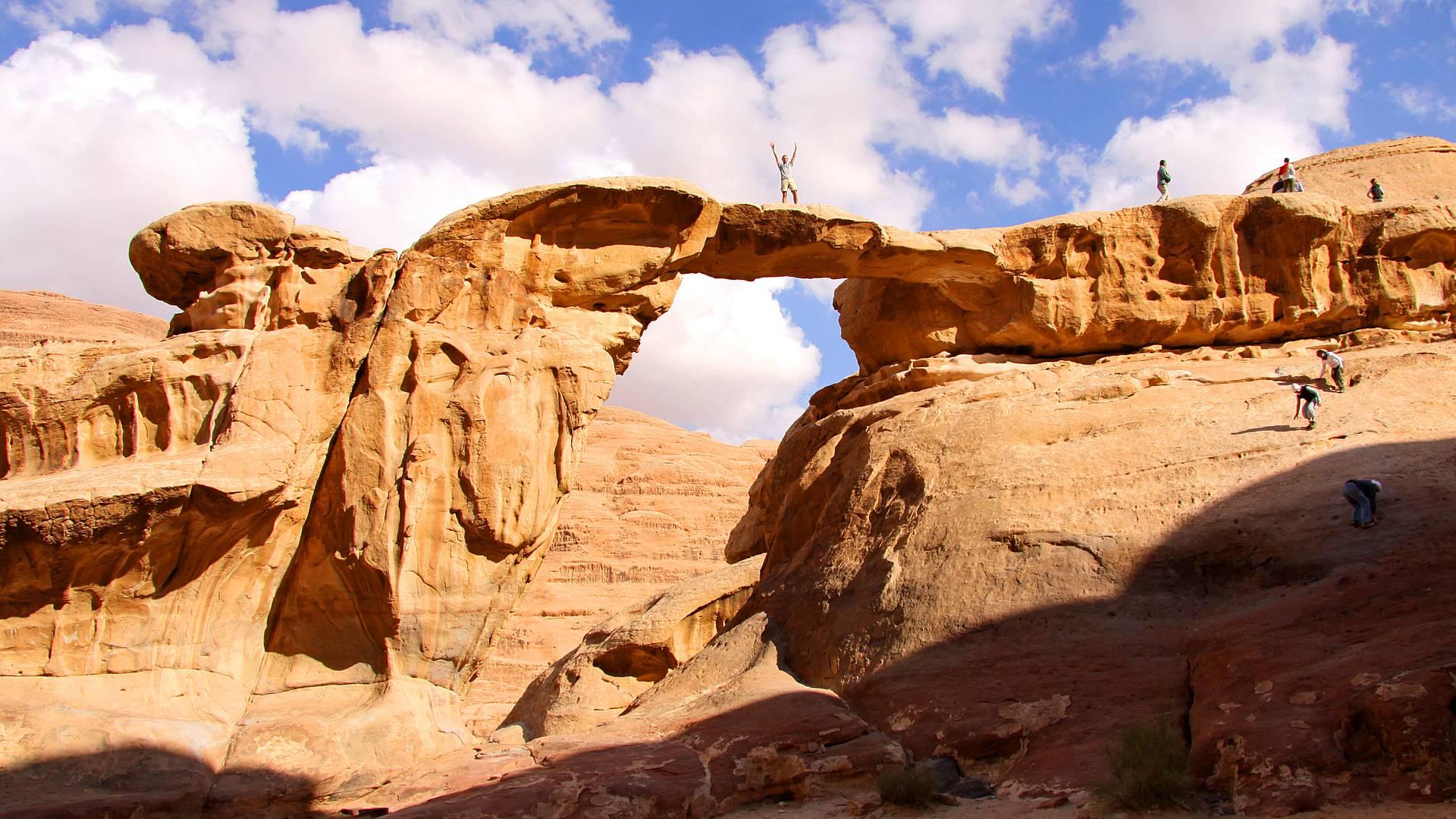 Siti storici, Mar Rosso e deserto del Wadi Rum