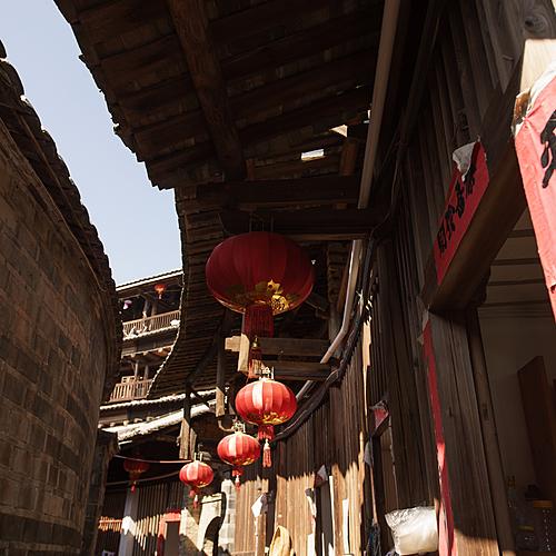 Le Fujian : Xiamen et les maisons Hakka -