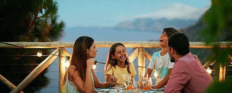 In famiglia a Madeira, la perla dell'Atlantico