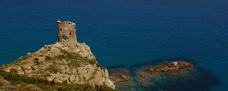 Paysages connus et Corse cachée en liberté