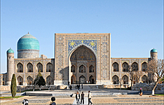 Au cœur d\'Ouzbekistan