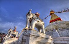 Bien-être à Pokhara et Katmandou