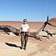 Max, tour operator locale Evaneos per viaggiare in Botswana