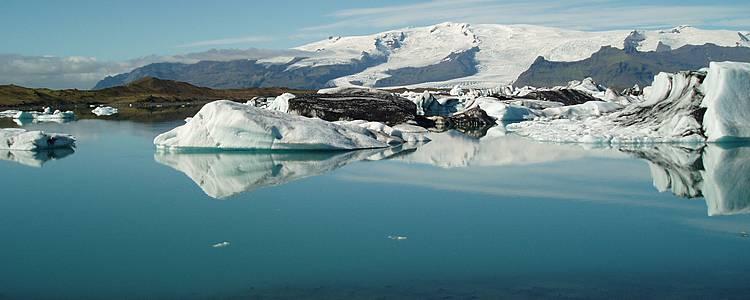 Fjords de l'Ouest et glacier Vatnajökull