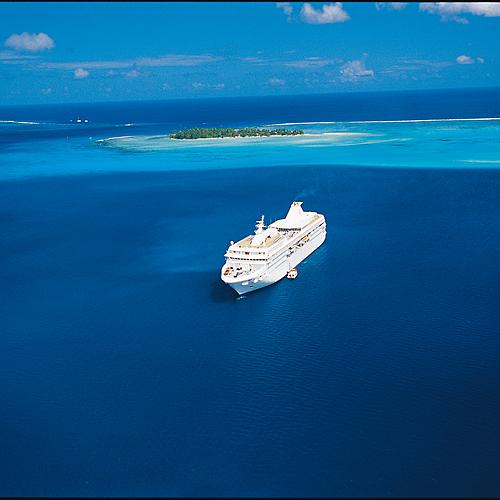 Croisiere a bord du M/S Paul GAUGUIN - Tahiti -